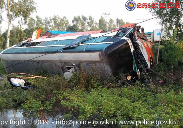 Twenty-six persons die in traffic accidents during Pchum Ben