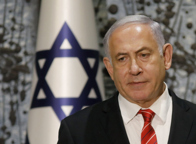 Netanyahu faces key day in bid to remain Israel PM