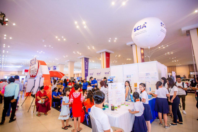 Discover The Wonderful World of SCIA the 7th Kids Fair and Family Expo
