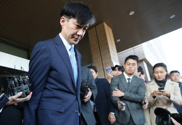 South Korean minister quits as education row swirls