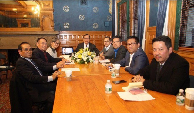 Mu Sochua Confirms CNRP Leaders are Coming to Asia