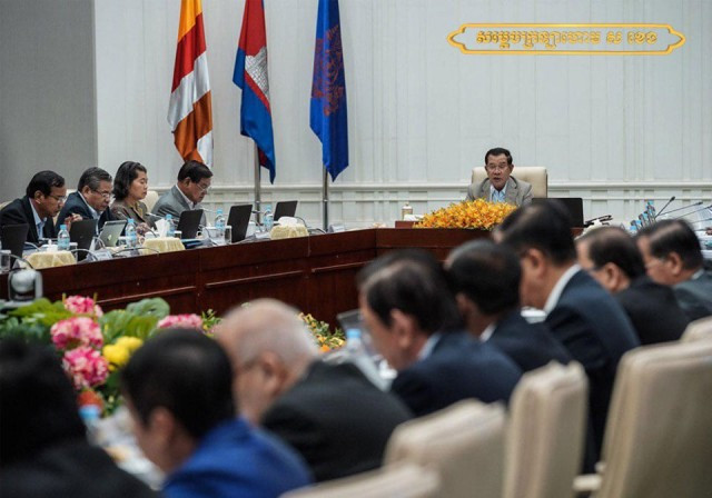 Cambodia's National Budget to Increase by 22.7 Percent Next Year