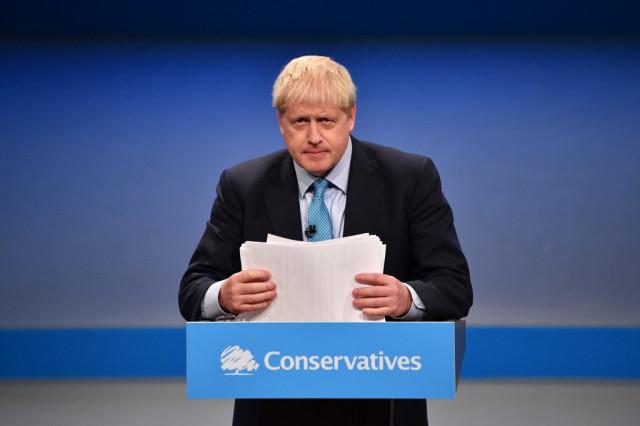 British PM Boris Johnson gambles on early election