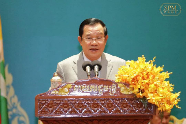 Hun Sen Recommends Measures to Curb Human Trafficking in the Region