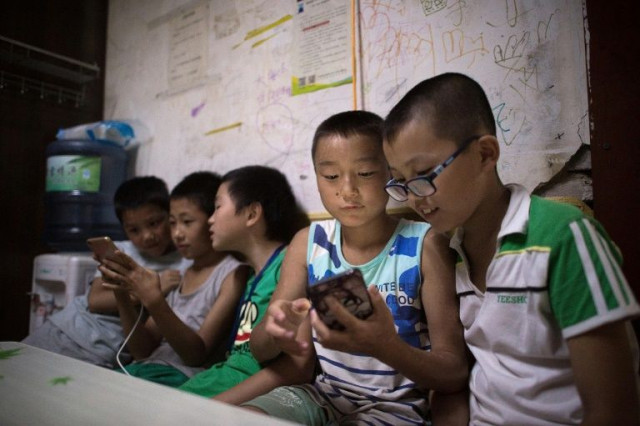 China imposes curfew on minors in gaming crackdown