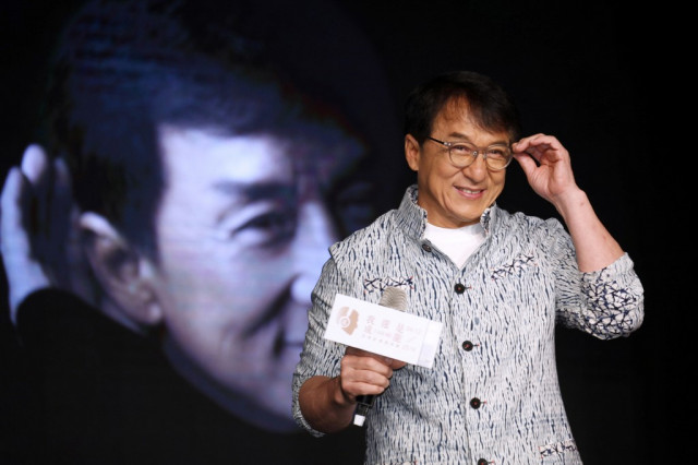 Jackie Chan's trip to Vietnam cancelled over China sea row