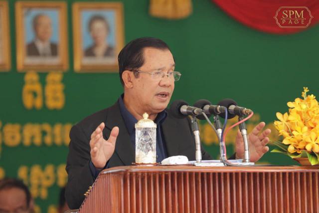 Hun Sen orders release of Sam Rainsy' supporters