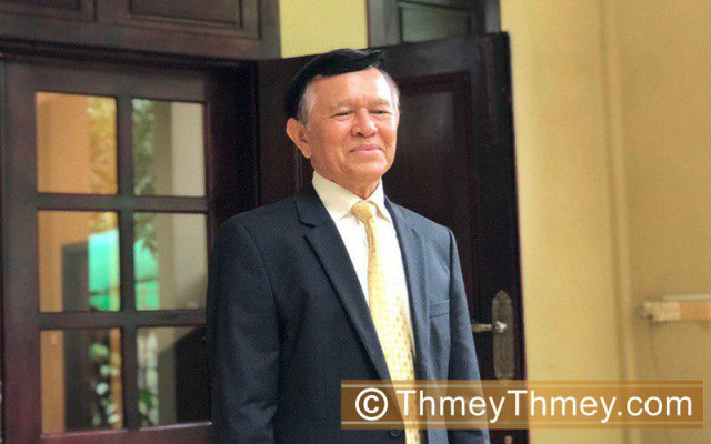 Cambodian court ends probe in Kem Sokha's case