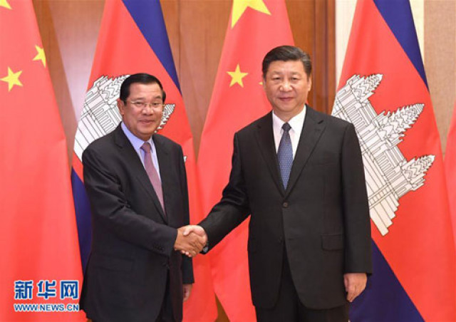 Cambodia supports China's stance on Hong Kong's situation