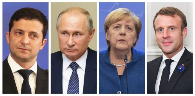Kremlin confirms Normandy Four leaders to meet next month on Ukraine
