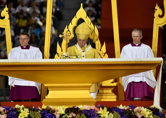 'Peace prayer': Muslim choir from restive Thai south to sing for pope