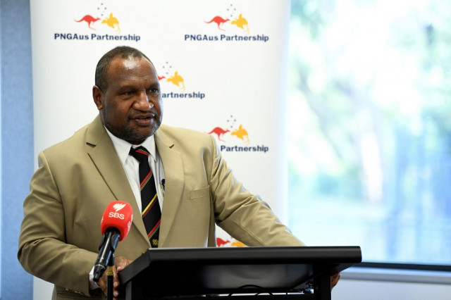 Australia loans PNG millions in budget support