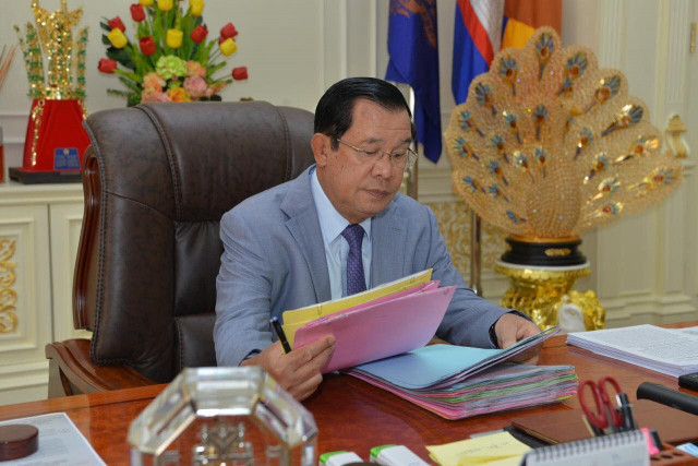 Hun Sen allocates $30 mln to Calmette Hospital