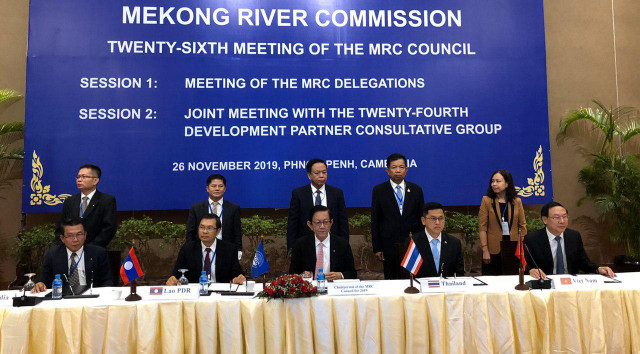 Countries on the Mekong River Take Steps to Address Natural Disasters