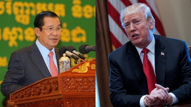 Prime Minister Hun Sen Agrees to Strengthen US-Cambodia Relations