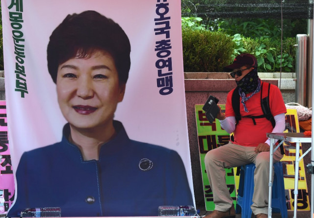 New retrial ordered for South Korea ex-leader Park