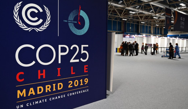 US to have COP25 presence, despite Trump's Paris withdrawal