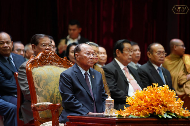 Cambodia marks foundation of salvation front