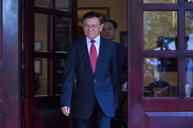 Kem Sokha's Lawyer Files an Appeal