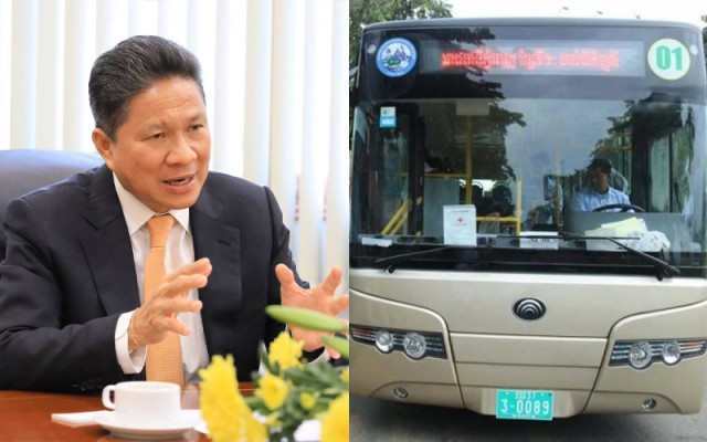 Transport Minister calls for better bus service to ease city's congestion