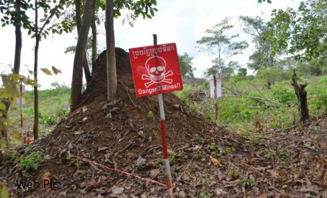 Cambodia reports 71 landmine/UXO casualties in 10 months
