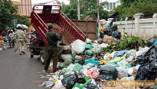 Garbage service to be paid electronically from 2020