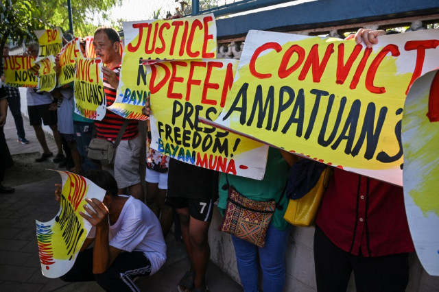 Masterminds of Philippines' worst political massacre jailed