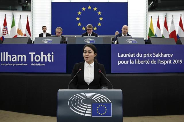 EU parliament calls for China sanctions over Uighur treatment