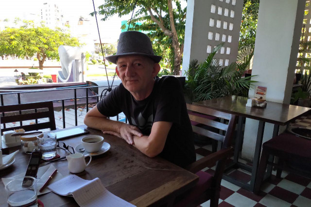 Pierre Gillette —  For the Sake of Journalism, and for Cambodia