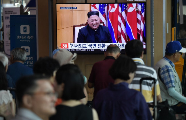 N. Korea's Kim discusses bolstering military as deadline approaches