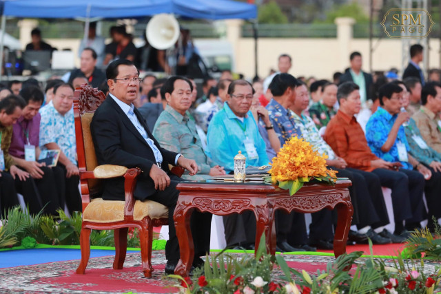 Hun Sen orders end to illegal Koh Kong land reclamation
