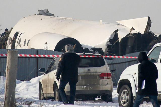 12 killed in Kazakhstan plane crash: emergencies committee