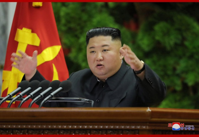 N. Korea's Kim holds top party meeting ahead of US deadline