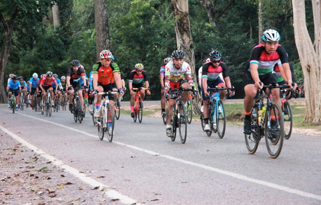 Cambodia to host Major Cycling Event This Weekend