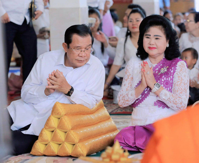 Hun Sen conveys his Best Wishes to Cambodia's People
