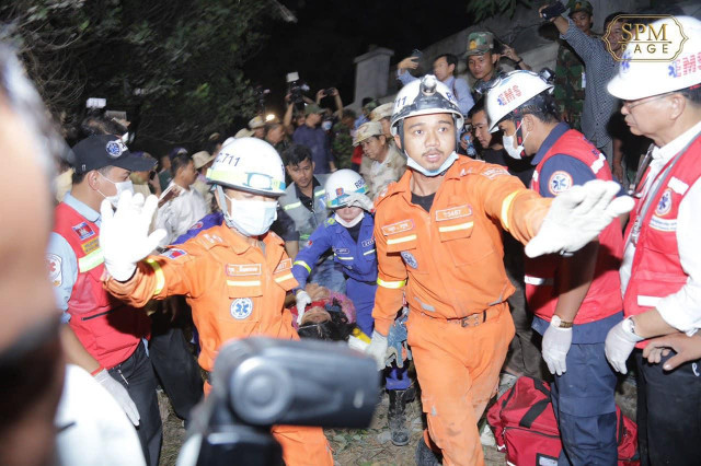 7  Dead and 25 injured in Collapsed Kep Building