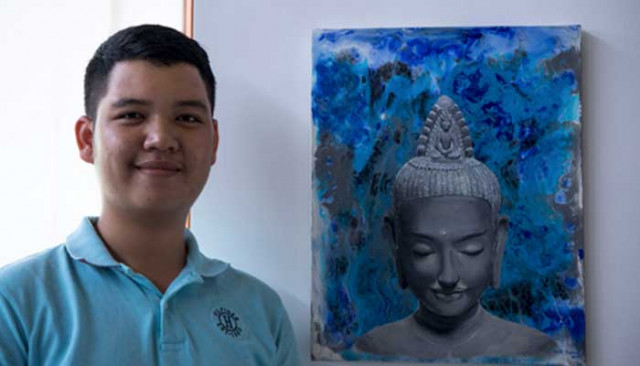 Hour Soben: A Passion for Art