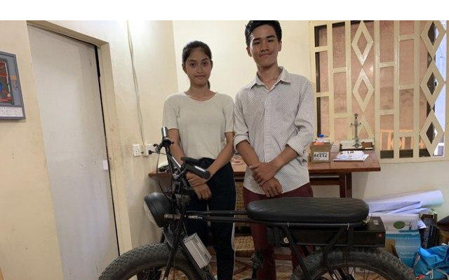 Electric Bike Offers Cheaper Way to Travel