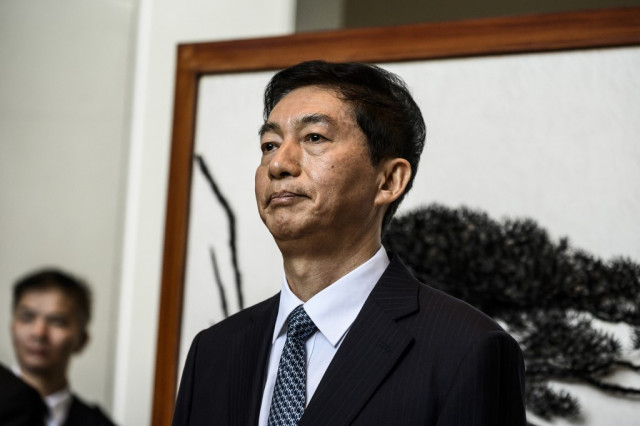 'Return to right path' Beijing's new envoy tells Hong Kong