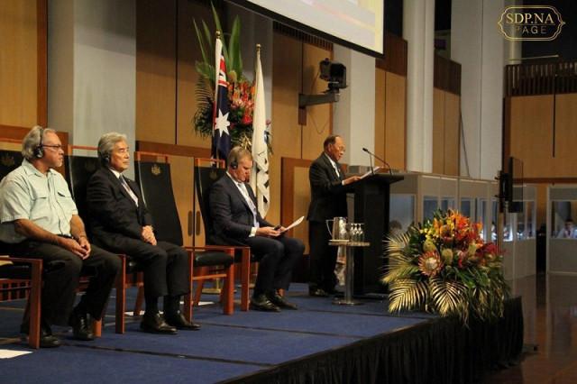 Heng Samrin calls for 'new global order'