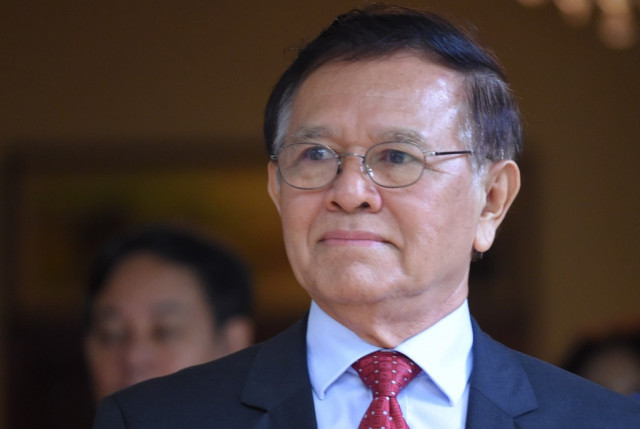 Court says about 30 allowed to witness Kem Sokha's trial