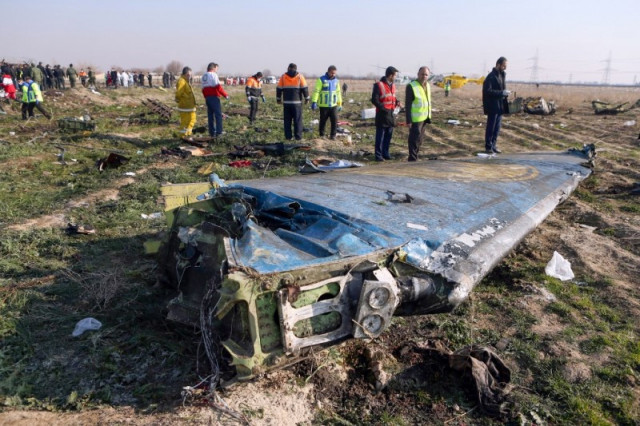 Iran grants Canada investigators access to downed plane