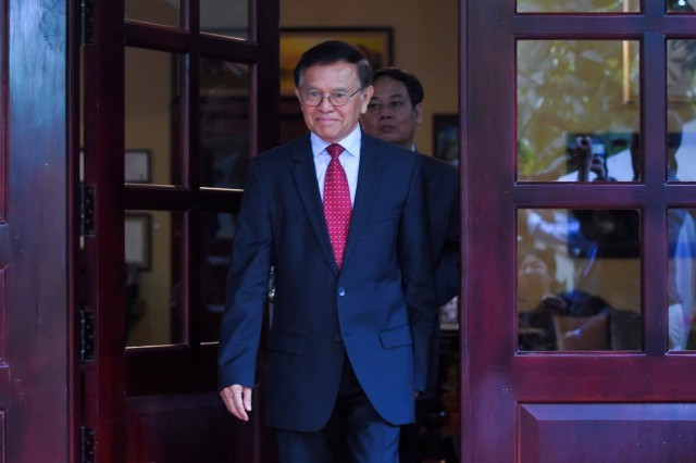 Kem Sokha's Trial to Last Three Months, Court Official Says