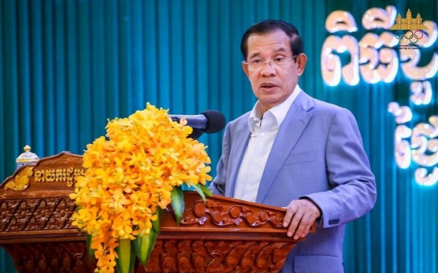 Hun Sen says Wuhan virus has not spread to Cambodia