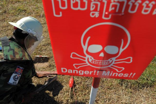 Cambodia reports 77 landmine/UXO casualties in 2019