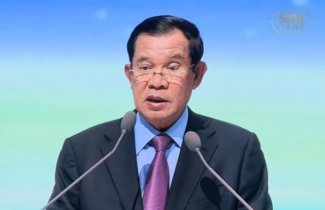 Hun Sen Speaks of Cambodia's Commitment to Education at the UPF World Summit