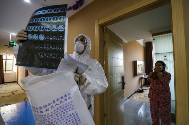 Coronavirus could also sicken global economy