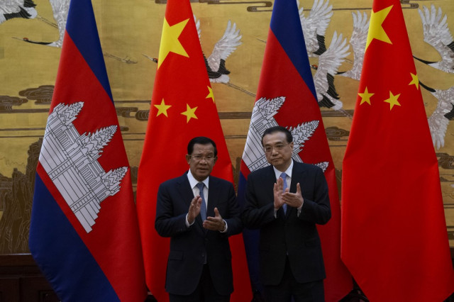 Hun Sen to Visit Beijing but not Wuhan City to Inquire on Cambodians' Health