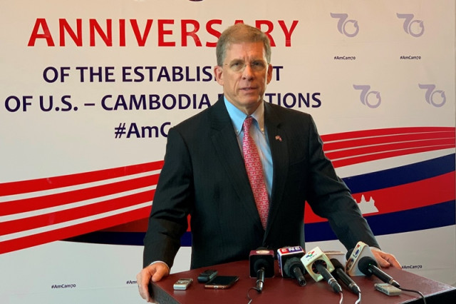 U.S. and Cambodian Businesses in the Agriculture Sector Discuss Prospects