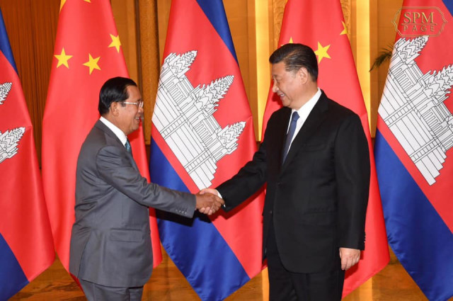 Cambodian PM says ties with China closer after Beijing visit